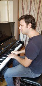 Jazzklavier und Improvisation