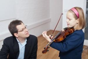 Geigenunterricht an der Vienna Music School, private Musikschule Wien