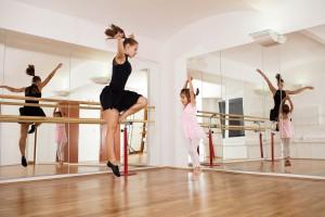 Ballett für Kinder in der Vienna Music School, private Musikschule