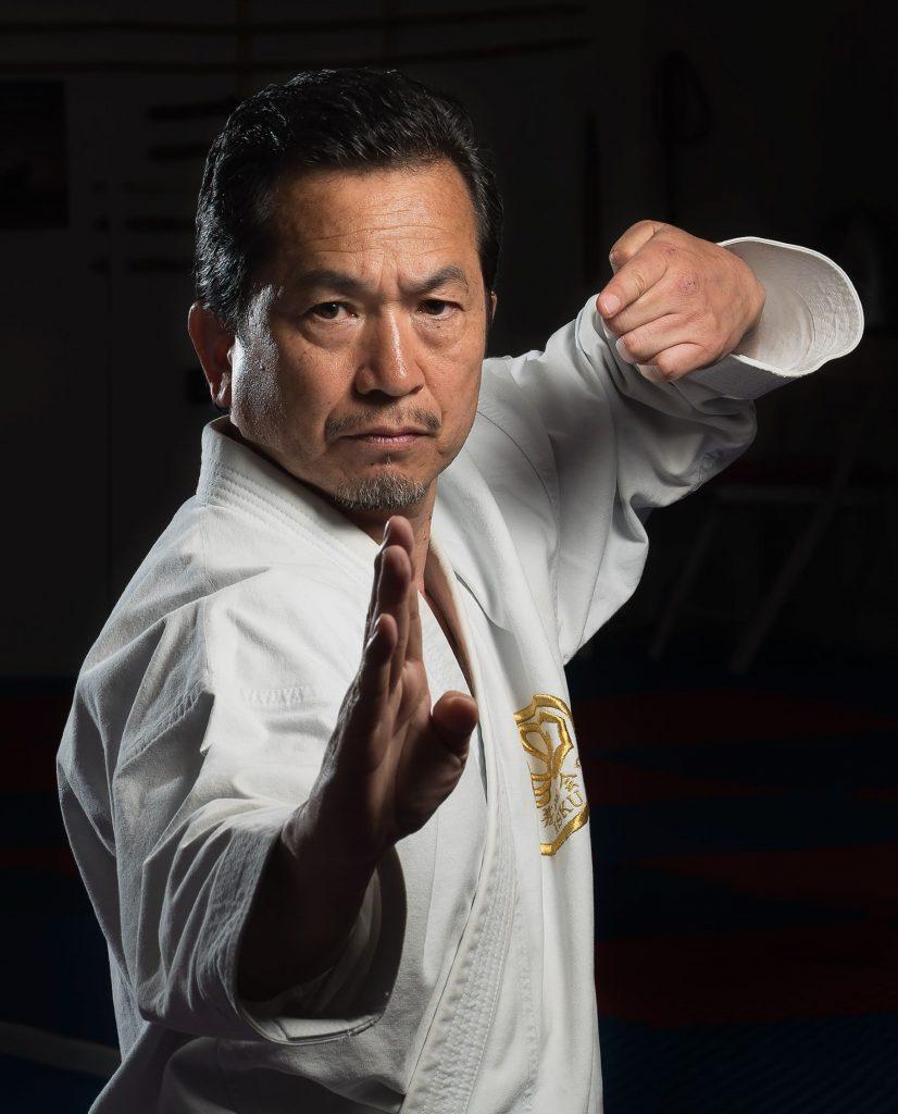 Karate Masataka Ohshita