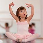 Ballett für Kinder an der Vienna Music School, private Musikschule